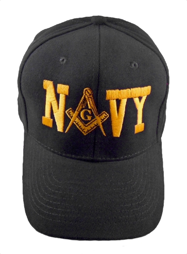 Black Navy Hat