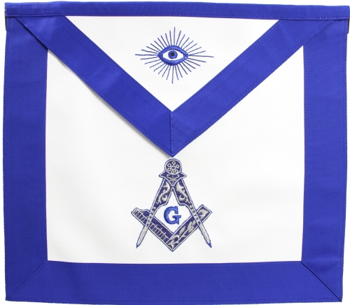 Master Masons Bullion Apron