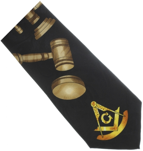 Past Masters Gavel Tie