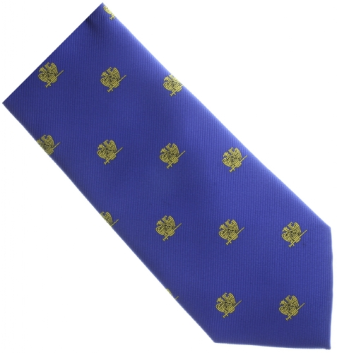 Blue Scottish Rite Tie