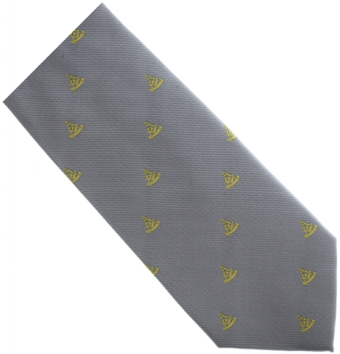 Gray Past Master Tie