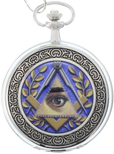 Masonic Pocket Watch