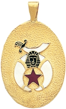 Shriners Pendant
