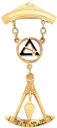 Cryptic Masons Jewel