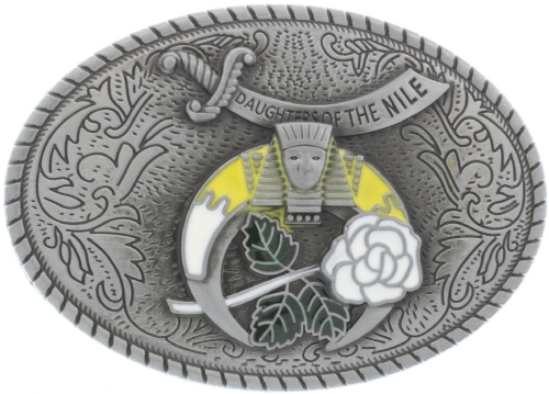 Daughters of the Nile Buckle