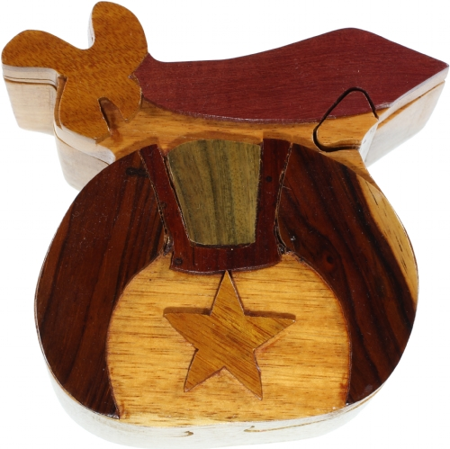 Shriners Puzzle Box