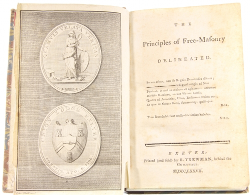 The Principles of Freemasonry Delineated