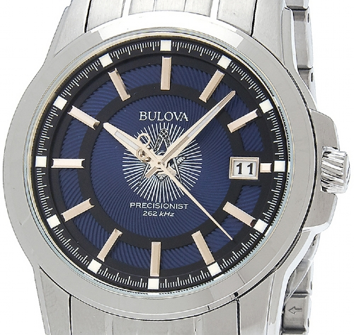 Bulova Precisionist Masonic Watch