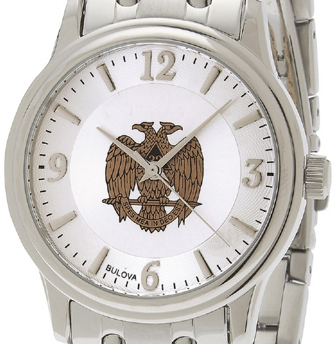 Bulova Scottish Rite Watch