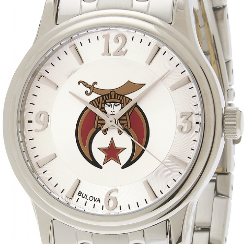 Bulova Shriners Watch