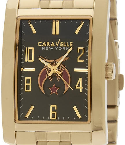 Bulova Caravelle Shriners Watch