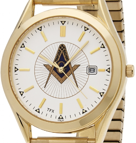 Bulova TFX Masonic Watch