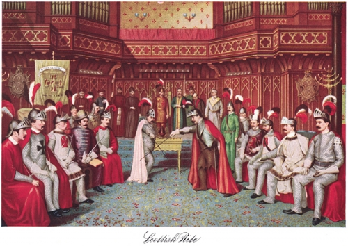 Scottish Rite Print