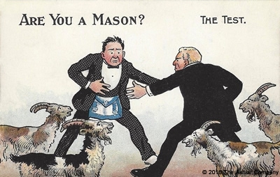 Are you a Mason? The Test