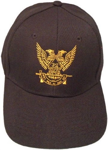 32nd Degree Wings Up Hat