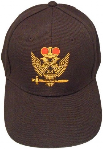 33rd Degree Wings Up Hat