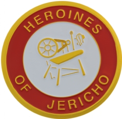 Heroines of Jericho Auto Emblem Model # 357542