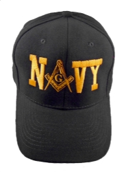 Black Navy Hat Model # 357690