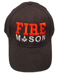 Black Fire Hat Model # 357717