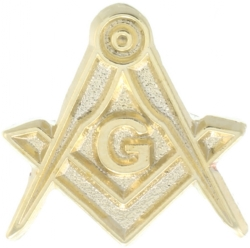 Square & Compass Lapel Pin Model # 357723