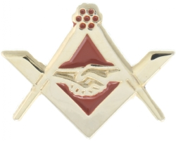 Masonic Handshake Pin Model # 357731