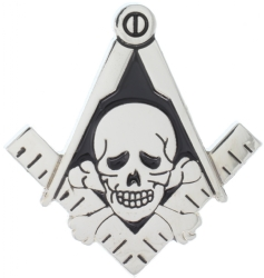 Mortality Lapel Pin Model # 357735