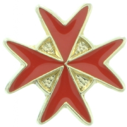Knights of Malta Pin Model # 357754