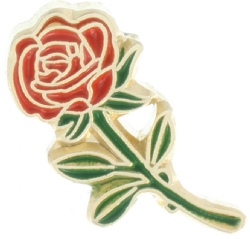 Rose Lapel Pin Model # 357759