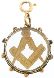 Very unique 1897 Pendant Model # 357922