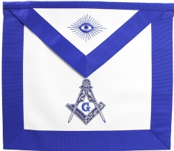 Master Masons Bullion Apron Model # 358233