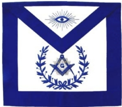 Purple Master Mason Apron Model # 358314