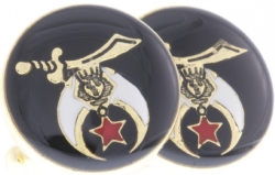 Shriners Cufflinks Model # 358494