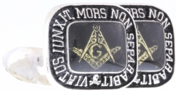 Master Masons Masonic Cufflinks Model # 358497