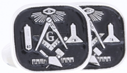 Master Masons Masonic Cufflinks Model # 358499