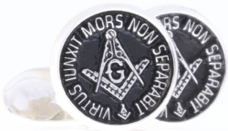 Master Masons Masonic Cufflinks Model # 358503