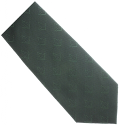 Green Silk Shadow Tie Model # 358563