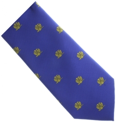 Blue Scottish Rite Tie Model # 358572