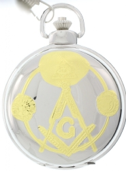 Masonic Pocket Watch Model # 358642