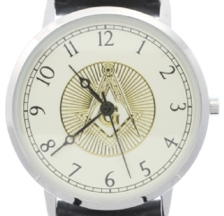 Square & Compass Watch Model # 358644