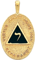 14th Degree Yod Pendant Model # 359025