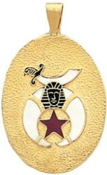 Shriners Pendant Model # 359035
