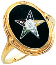 Eastern Star Ring