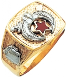 Shriners Ring