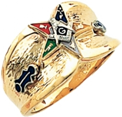 Past Patron Ring