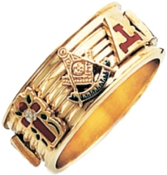 Customizable Masonic Band