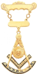 Past Master Jewel Model # 359404