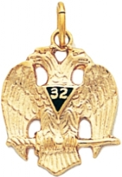 Scottish Rite Pendant Model # 359523