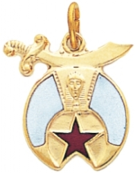 Shriners Pendant Model # 359525