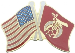 USA Shriners Flag Model # 360940