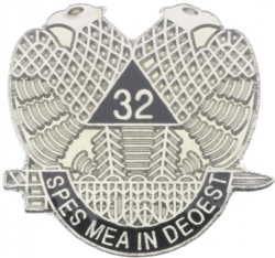 32nd Degree Pin Model # 360943